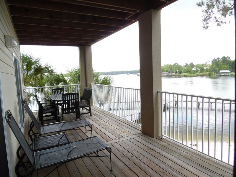Wolf Bay Landing Condo Vacation Rental Wolf Bay Condo
