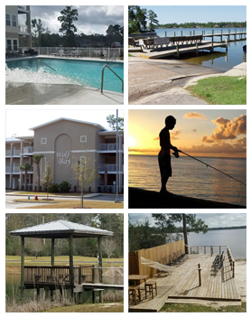 Wolf Bay Landing Condominiums Vacation Rentals